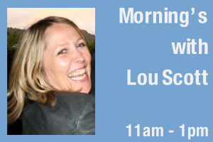 Morning's with Lou Scott