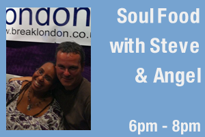 Soul Food with Steve & Angel